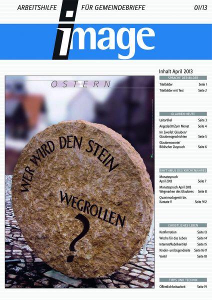 PDF-Ausgabe - 01/2013 evangelisch