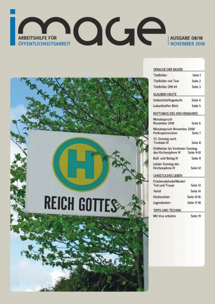 PDF-Ausgabe - 08/2018 (evangelisch)