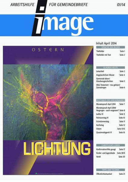 PDF-Ausgabe - 01/2014 evangelisch