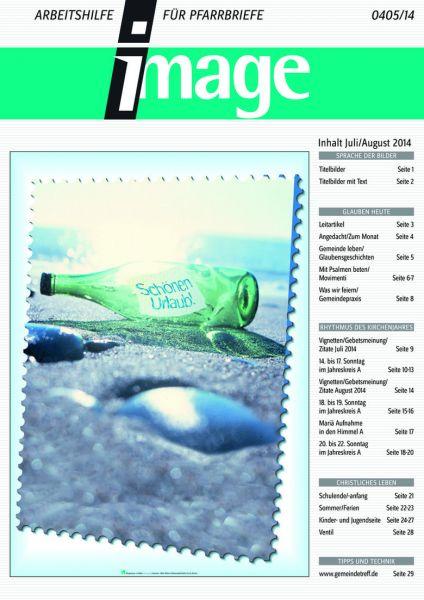 PDF-Ausgabe - 4+5/2014 katholisch