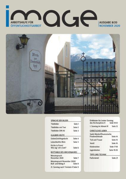 PDF-Ausgabe - 08/2020 (evangelisch)