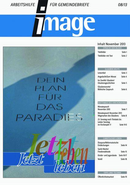 PDF-Ausgabe - 08/2013 evangelisch